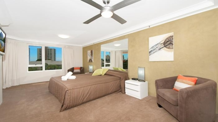 View of Belle Maison Apartments Gold Coast - Muslim Friendly Travel in Gold Coast