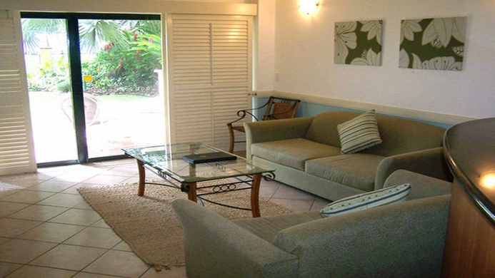 View of Waterfront Terraces Apartments Cairns - Muslim Friendly Travel in Cairns