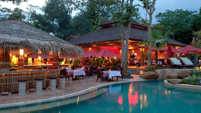 View of Rockys Boutique Resort Koh Samui - Muslim Friendly Travel in Samui