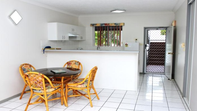 View of Grosvenor In Cairns Holiday Apartments - Muslim Friendly Travel in Cairns