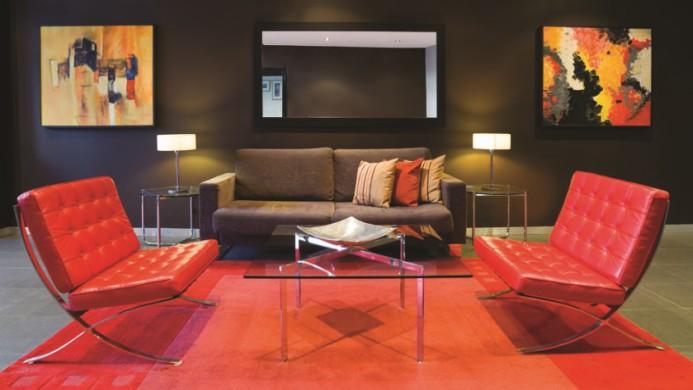 View of Adina Apartment Hotel Perth - Muslim Friendly Travel in Perth