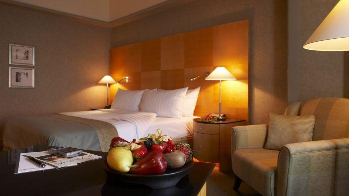 View of Le Meridien Kuala Lumpur Hotel - Muslim Friendly Travel in Kuala Lumpur
