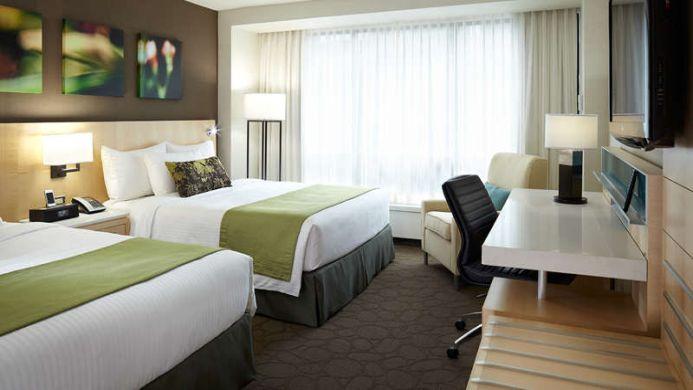 View of Delta Ottawa City Center Hotel - Muslim Friendly Travel in Ottawa