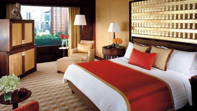 View of Silom City Hotel Bangkok - Muslim Friendly Travel in Bangkok