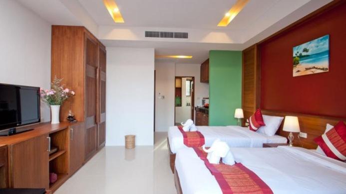 View of Muang Kulaypan Hotel Samui - Muslim Friendly Travel in Samui