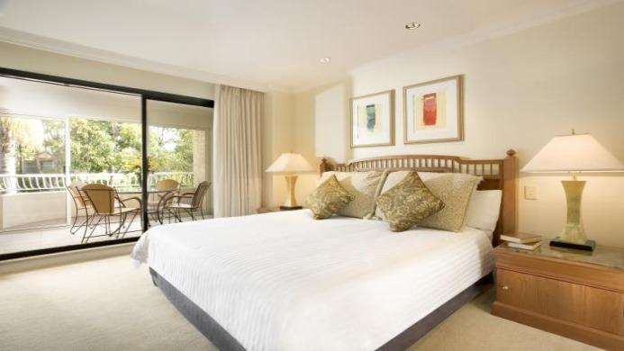 View of Courtyard By Marriott North Ryde Hotel - Muslim Friendly Travel in Sydney