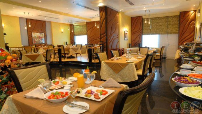 View of Eureka Hotel Dubai - Muslim Friendly Travel in Dubai