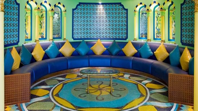 View of Burj Al Arab Hotel Dubai - Muslim Friendly Travel in Dubai