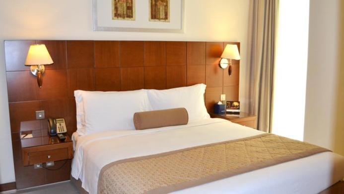 View of Al Rawda Arjaan By Rotana Abu Dhabi Hotel - Muslim Friendly Travel in Abu Dhabi