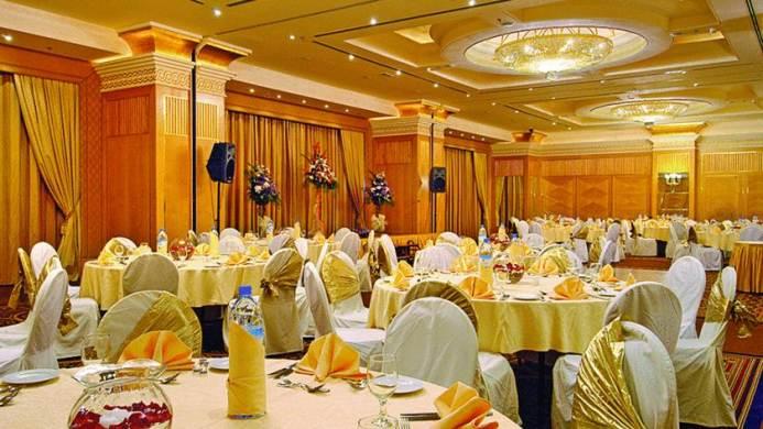 View of Millennium Hotel Abu Dhabi - Muslim Friendly Travel in Abu Dhabi