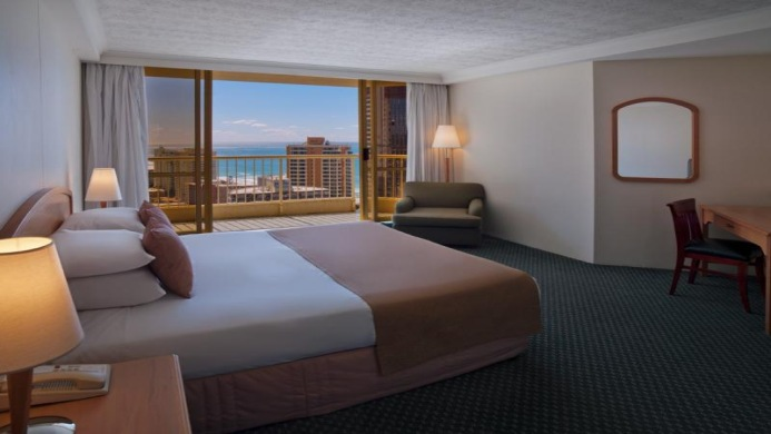 View of Hotel Grand Chancellor Surfers Paradise - Muslim Friendly Travel in Gold Coast