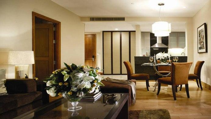 View of Ascott Sathorn Bangkok Residence - Muslim Friendly Travel in Bangkok