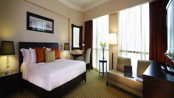 View of Venue Hotel Singapore - Muslim Friendly Travel in Singapore