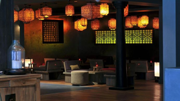 View of Crowne Plaza Hotel Abu Dhabi - Muslim Friendly Travel in Abu Dhabi