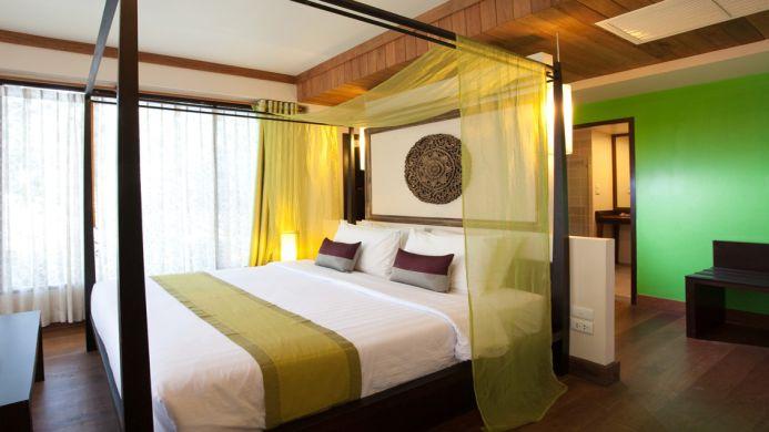 View of Baan Talay Dao Resort Hua Hin - Muslim Friendly Travel in Hua Hin