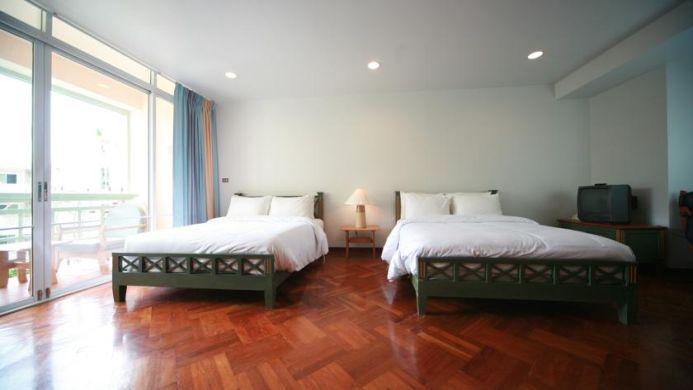 View of Chom View Hotel Hua Hin - Muslim Friendly Travel in Hua Hin