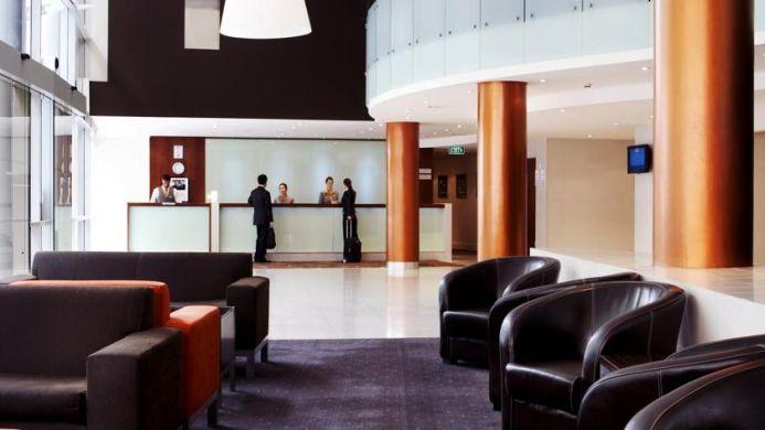 View of Novotel Hotel Rockford Darling Harbour Sydney - Muslim Friendly Travel in Sydney