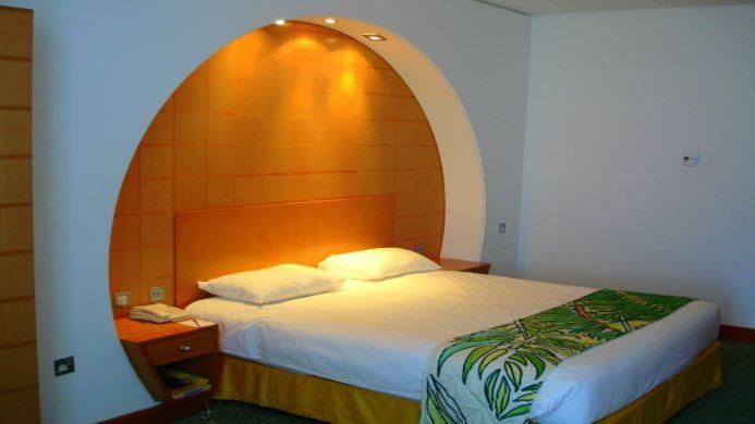 View of Mercure Grand Jebel Hafeet Hotel Al Ain - Muslim Friendly Travel in Al Ain