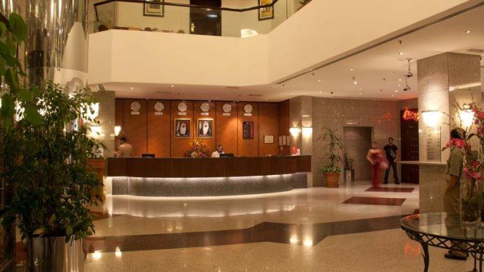 View of Avari Hotel Dubai - Muslim Friendly Travel in Dubai