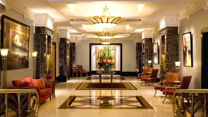 View of Royal President Executive Serviced Apartments Bangkok - Muslim Friendly Travel in Bangkok