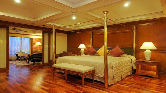 View of President Solitaire Hotel & Spa Bangkok - Muslim Friendly Travel in Bangkok