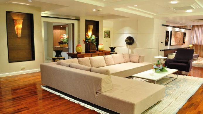 View of President Park Apartments Bangkok - Muslim Friendly Travel in Bangkok