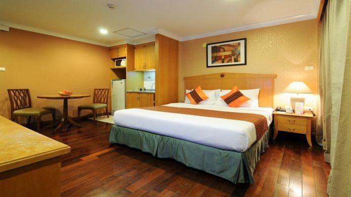 View of Admiral Suites Bangkok - Muslim Friendly Travel in Bangkok