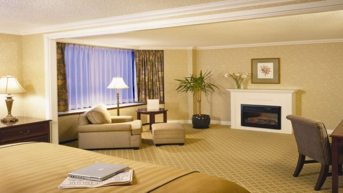 View of The Sutton Place Hotel Edmonton - Muslim Friendly Travel in Edmonton