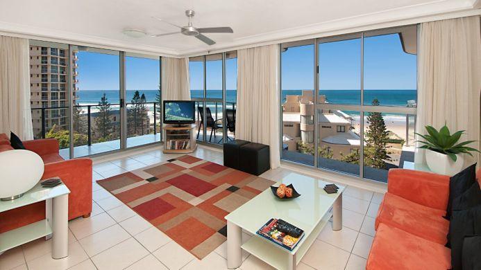 View of Sunbird Beach Resort Gold Coast - Muslim Friendly Travel in Gold Coast