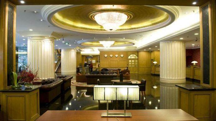 View of The Menzies Sydney Hotel - Muslim Friendly Travel in Sydney