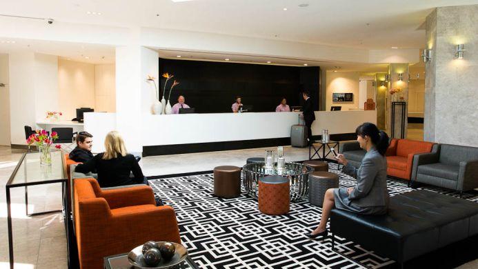 View of Mercure Sydney International Airport - Muslim Friendly Travel in Sydney