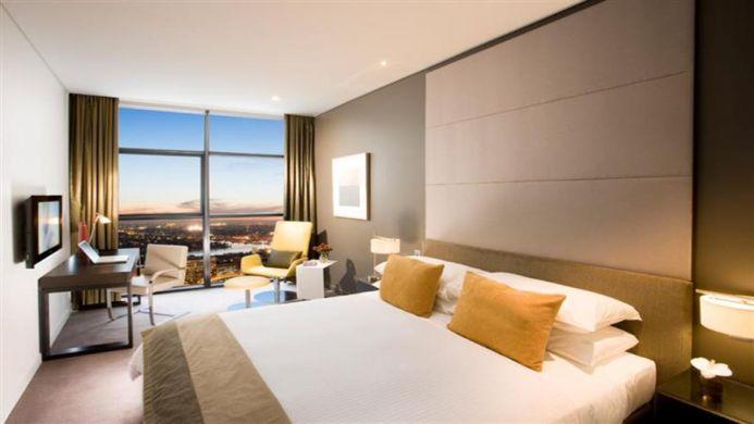 View of Vibe Hotel Sydney - Muslim Friendly Travel in Sydney