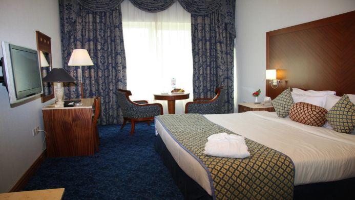 View of Regent Palace Hotel Dubai - Muslim Friendly Travel in Dubai