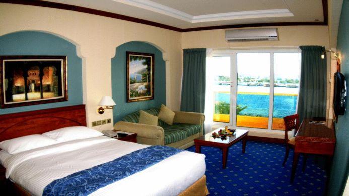 View of Riviera Hotel Dubai - Muslim Friendly Travel in Dubai
