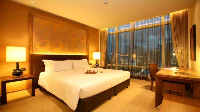 View of SC Sathorn Boutique Hotel Bangkok - Muslim Friendly Travel in Bangkok