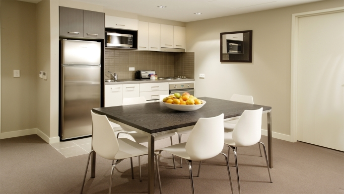 View of Quest Apartments Rosehill - Muslim Friendly Travel in Sydney