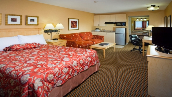 View of Happy Day Inn Vancouver - Muslim Friendly Travel in Vancouver