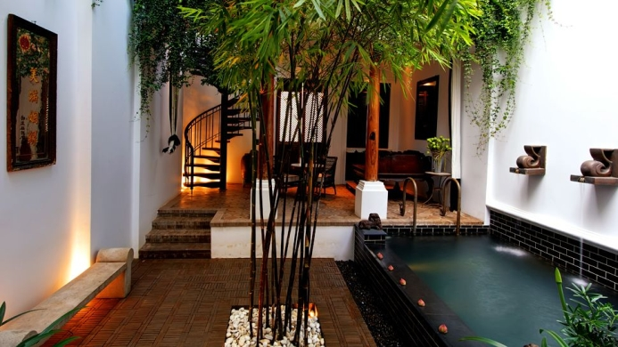 View of The Siam Heritage Boutique Suites Bangkok - Muslim Friendly Travel in Bangkok