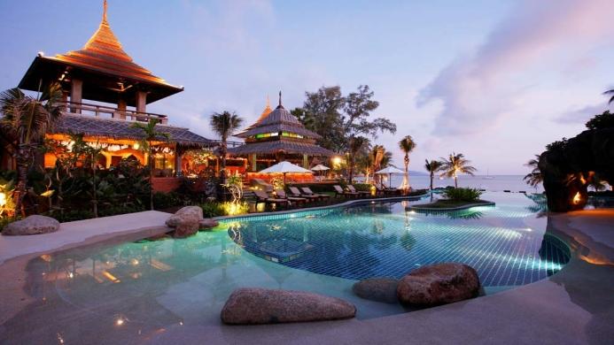View of Muang Samui Spa Resort - Muslim Friendly Travel in Samui