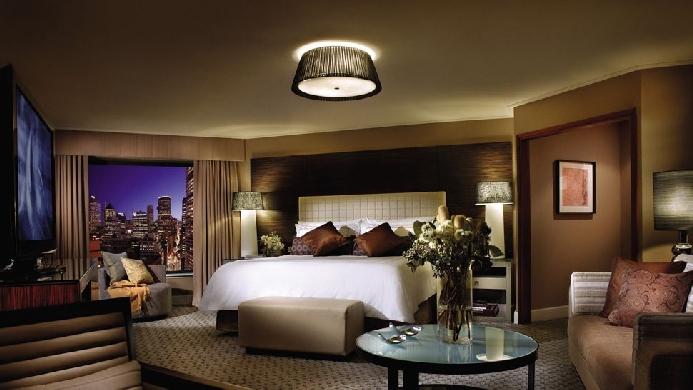 View of Four Seasons Hotel Sydney - Muslim Friendly Travel in Sydney