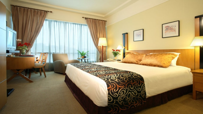 View of Fragrance Hotel Pearl Singapore - Muslim Friendly Travel in Singapore