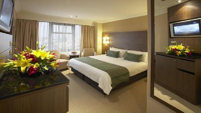 View of The Sydney Boulevard Hotel - Muslim Friendly Travel in Sydney