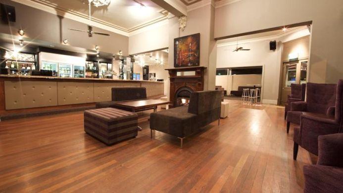 View of Northbridge Hotel Perth - Muslim Friendly Travel in Perth