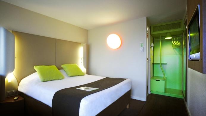 View of Hotel Campanile Lyon Part Dieu - Muslim Friendly Travel in Lyon