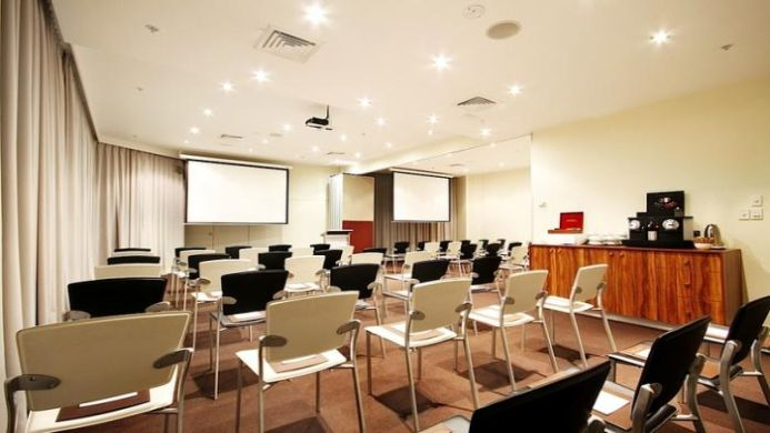 View of Medina Serviced Apartments Martin Place - Muslim Friendly Travel in Sydney