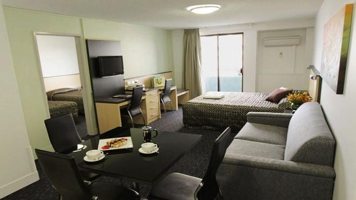 View of Goodearth Hotel Perth - Muslim Friendly Travel in Perth