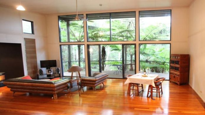 View of Pethers Rainforest Retreat Gold Coast Hotel - Muslim Friendly Travel in Gold Coast