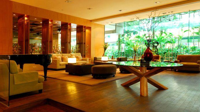 View of Amara Hotel Singapore - Muslim Friendly Travel in Singapore