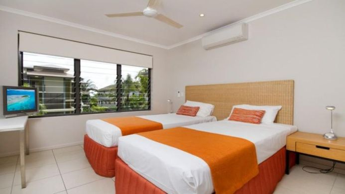 View of Argosy On The Beach Apartments Cairns - Muslim Friendly Travel in Cairns