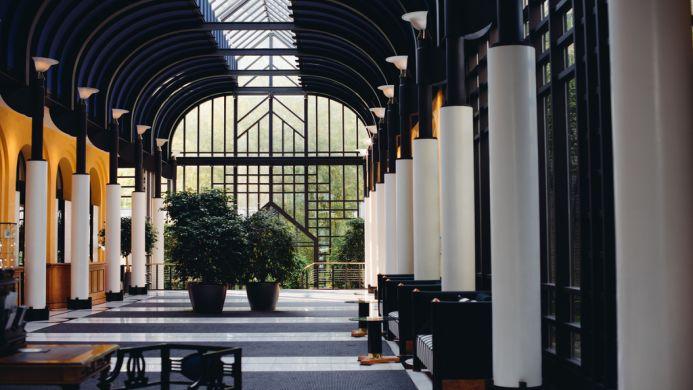View of Crystal Hotel Interlaken - Muslim Friendly Travel in Interlaken